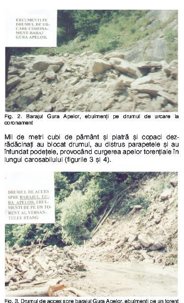 gura apelor 1999